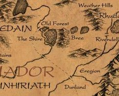 Middle Earth's The Shire